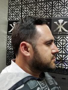 taper beard